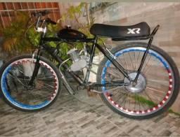 Título do anúncio: Vendo bicicleta eletrica