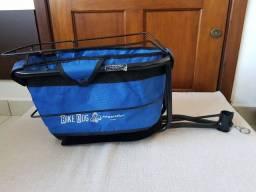 Cadeirinha Para Cães Bike Dog Full Azul Altmayer