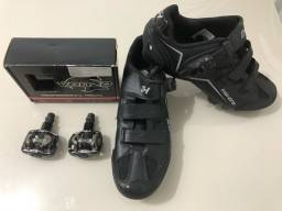 Sapatilha 1H + pedal