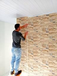 Colocador de papel de parede são José dos pinhais