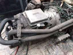 Transmissão Altomatica Volvo B12M