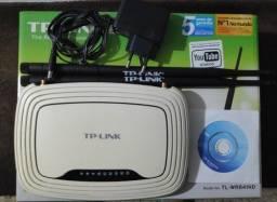 Título do anúncio: Roteador Wireless N TP -LINK 300 Mbps