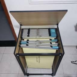 Arquivo Móvel A2/3 TRIDENT (Mapoteca)