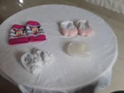 Vendo lote de bebê menina