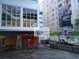 Título do anúncio: Andar Comercial, 591 m² de área útil, Higienópolis.