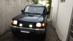 pajero 93/94 2.8 glz diesel 4p manual motor mwm 7 lugares