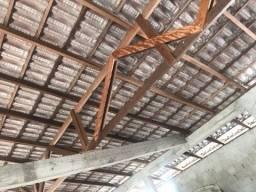 Troco telhado por laje