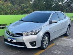 Título do anúncio: Toyota Corolla GLI 2016 - Estado de zero km! O mais novo anunciado