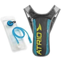 Título do anúncio: Mochila de hidratação, Novas c/ NF, camelback,Ciclismo, Caminhada, Camping, Trilha, Hiking