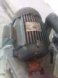 Motor trifase 220/380 3cv
