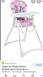 Cadeira e banheira Burigotto