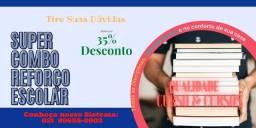 Título do anúncio: Super combo de Reforço em todas as matérias, com Mentorias e aulas particulares