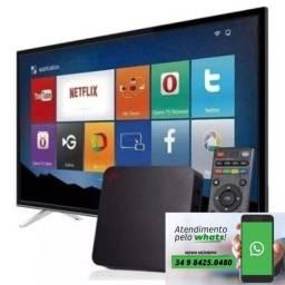 Título do anúncio: Smart Tvbox Converter - Sua Tv Mais Inteligente Do Que Nunca