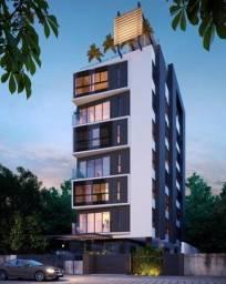 Flat em Manaíra  com 1 quarto e elevador. Belíssimo Apartamento