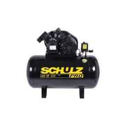 Título do anúncio:  Compressor de Ar CSV 10/100 Pro 10pcm 100L 140 Libras