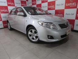 Toyota Corolla XEI 1.8 Manual, único dono, todas revisões em dia, só Brasília - 2010