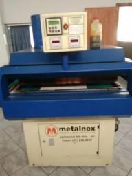 Prensa térmica automática Completa Sublimação total