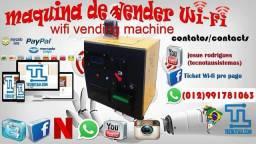Wifi inteligente gera varias senhas automatica