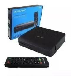 Conversor digital multilaser full HD :)entrega gratis