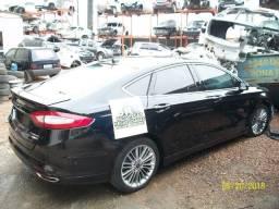 Sucata Ford Fusion Gt Ecoboost 2.0 Aut 2012 Blindado Motor, Cambio, Peças, Lataria