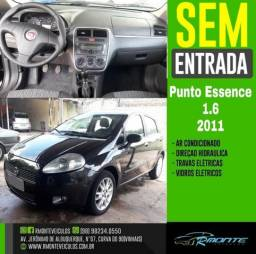 Punto Essence 1.6 - SEM ENTRADA - 2011