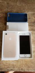 Iphone 7 Gold 128 Go