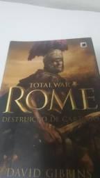 Roma - Destruição de Cartago *Raro