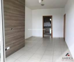Cond. Beira Rio, Apartamento com 2 quartos sendo 1 SUÍTE, 62 M de área, com armários! rr