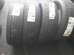 4 pneus aro 14 175 65 Novo r$ 200 cada à vista
