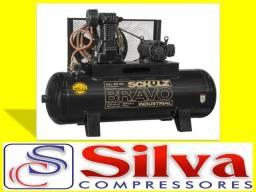 Compressor de ar CSL 40 BR - Schulz