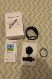 Relogio Smart E07 Wristband Myumee Prova Dagua Exercicio Gps