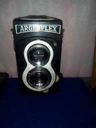 Câmera de tira fotos antigas para colecionadores