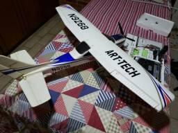 Aeromodelo elétrico Cesna 182
