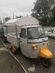 Food truck gelato italiano