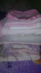 Kit berço + lençóis