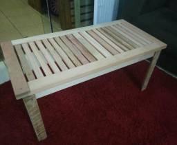 Mesas madeira de lei