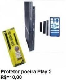 Protetor de poeira para play 2