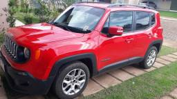 Jeep Renegade 1.8 Longitude FLEX Aut - 2017