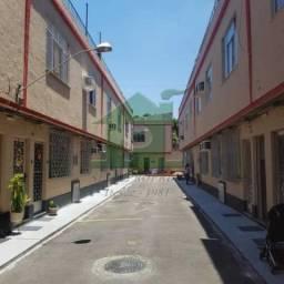 Casa de vila à venda com 2 dormitórios em Vaz lobo, Rio de janeiro cod:VLCV20022