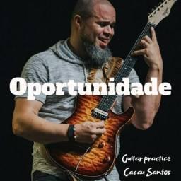 Curso de guitarra (Cacau Santos)