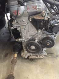 Motor parcial Corolla Xei 2.0 2016
