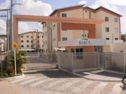 Aluga-se apartamento com 3/4 - Cond. Villas da Barra