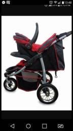 Carrinho e Bebê conforto Baby Happy NOVOS na CAIXA