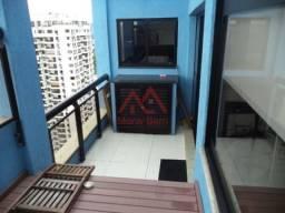 Apartamento à venda com 3 dormitórios em Barra da tijuca, Rio de janeiro cod:5650