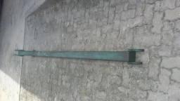 Forma de Aço para Mourão Curvo sem Esticador