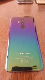 Vendo ou troco Celular Umidigi Z2 6gb Ram 64gb Leitor Facial E Digital