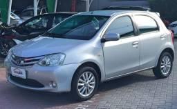 Etios Hatch XLS 1.5 2013 - 2013