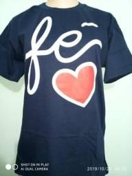 Camisa fé e supreme long line