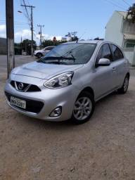 Nissan march 1.6 sv 2015 - 2015
