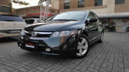 Honda Civic LXS 1.8 Automatico 08/08 * O mais novo de Fortaleza - 2008